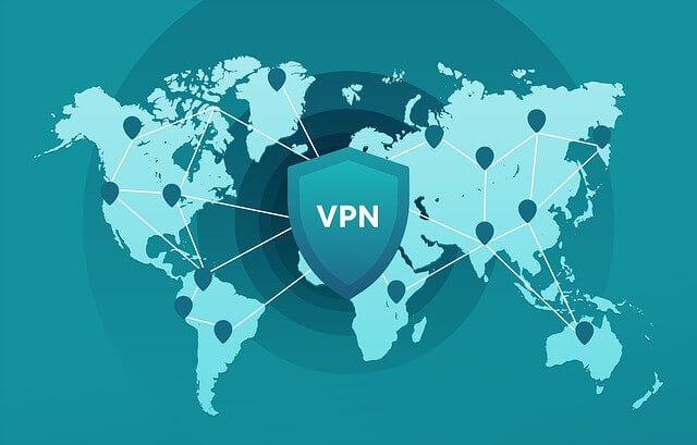 VPN kartta